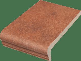 Клинкерная плитка фасадная Stroher 841 rosso 10 мм