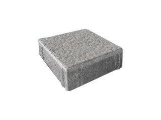 Тротуарная плитка Выбор БЕЛЬПАССО 4КБ.6 гранит, белый Премиум 60