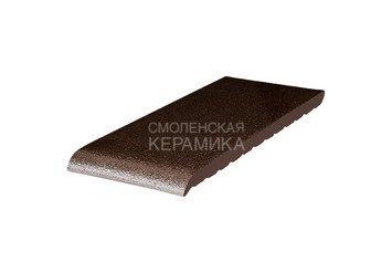 Плитка для подоконников King Klinker 245х120 коричневый глазурованный (02) 1