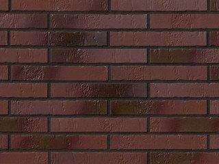Клинкерная плитка фасадная ABC Klinker Blankenese Schieferstruktur LF