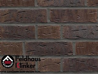 Плитка клинкерная фасадная Feldhaus Klinker R669NF14