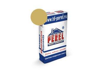 Цветная кладочная смесь Perel SL 0030 кремово-желтая, 50 кг 1