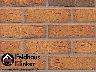 Плитка клинкерная фасадная Feldhaus Klinker R268NF9
