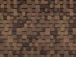 Tegola (TOP SHINGLE) ПРЕМЬЕР светло-коричневый