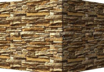 Декоративный камень 130-25 White Hills