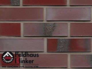Плитка дляфасада Feldhaus Klinker R563NF14* carbona ardor rutila