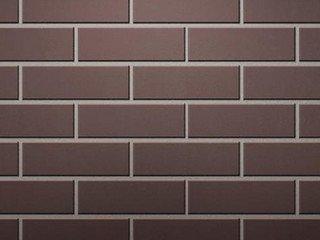 Клинкер фасадный Клинкерам Оникс коричневый, 0,7 НФ