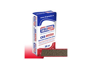 Цветная кладочная смесь PROMIX CKS 017 3800 кремовая