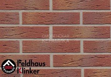 Клинкерная плитка для фасада Feldhaus Klinker R332DF9 1