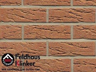 Плитка дляфасада Feldhaus Klinker R214NF9 bronze mana