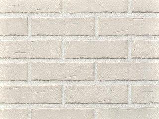 Клинкерная плитка фасадная Röben AARHUS белый перламутровый NF14