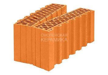 Керамический блок 440х250х219 Рorotherm 44 1/2, доборный элемент 1