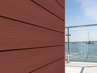 Доска Cedral Click Wood 3600 mm C61 Красная земля