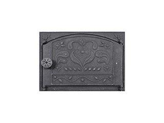 Дверца каминная ДТК-2 390х280 (Балезино)