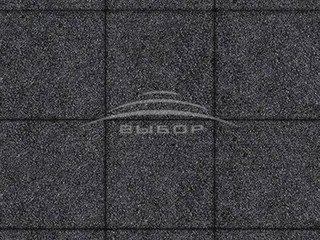 """Тротуарная плитка Выбор """"Стоунмикс"""", ЛА-ЛИНИЯ Чёрный, 80 мм"""