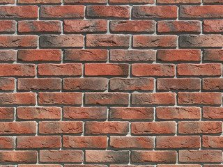 "300-70 White Hills ""Лондон брик"" (London brick), красный, плоскостной, Нормативная ширина шва 1,2 см"