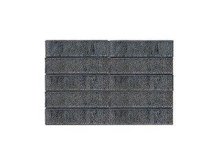 Кирпич керамический фасадный RECKE 3-38-00-1-00, 0,7НФ глазурованный черный