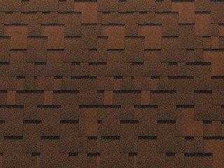 Tegola (TOP SHINGLE) ФУТУРО коричневый