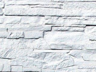 """Декоративный камень Polinka """"Сланец Рифейский"""", белый, рядовой"""