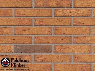 Клинкерная плитка для фасада Feldhaus Klinker R268DF9