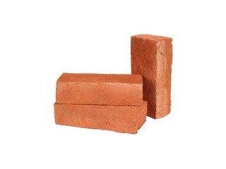 Полнотелый печной кирпич ручной формовки LODE Sencis, 320х160х75, красный