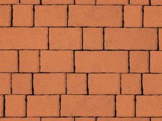 Тротуарная плитка ARTSTEIN Старый Город оранжевый, 60 мм