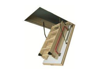 Лестница чердачная термо LТK Fakro Дерево 700х1400/2800