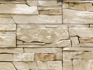 """РокСтоун """"Каменное плато"""", светло-бежевый, рядовой, без шва"""