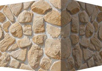 Декоративный камень 606-25 White Hills