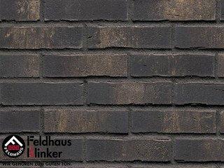 Фасадная плитка Feldhaus Klinker R738NF14 vascu vulcano sola