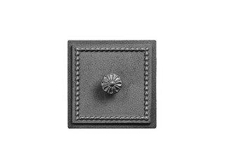Дверца прочистная Везувий 235, (170х170) 130х130 (Антрацит)