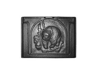 """Дверца прочистная ДПр-3, (200х157,5х54) 182х140х35, RLK 436 """"Медведь"""" (Рубцовск)"""