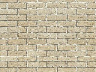 """375-10 White Hills """"Сити Брик"""" (Сity brick), бежевый, плоскостной, Нормативная ширина шва 1,2 см."""
