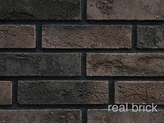 REAL BRICK. RB 6-06 Горький шоколад Плитка: 250*65*18-20 0,63(32шт)