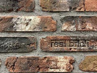 Плитка ригельная Real Brick RB 1-05 Коричневый