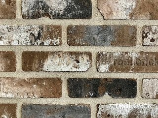 Плитка ручной формовки Real Brick RB 4-05 LOFT Коричневый лофт