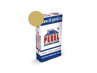 Цветная кладочная смесь Perel NL 0130 кремово-желтая, 50 кг