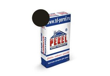 Цветная затирка для швов Perel RL 0465 черная 1