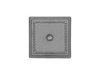 Дверца прочистная ДПр-4, (170х170х72) 130х130х32 (Рубцовск)