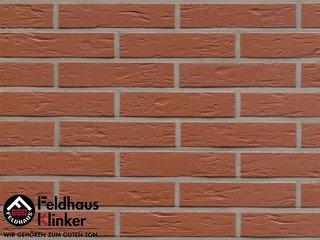 Клинкерная плитка для фасада Feldhaus Klinker R440DF9