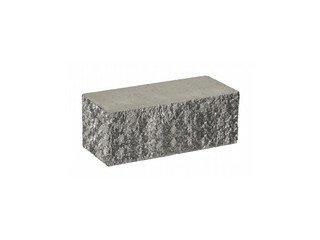 Кирпич облицовочный полнотелый BARRUM Серый, угловой1,4НФ