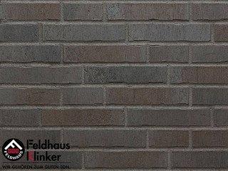 Плитка дляфасада Feldhaus Klinker R737DF14 vascu vulcano verdo