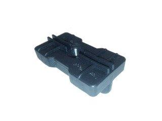 Монтажный набор (пластиковая клипса и винт из нержавеющей стали) для PRO CM Decking