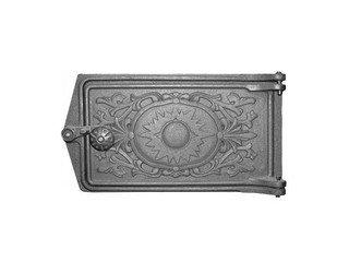 Дверца поддувальная ДП-2, (291х160х67) 250х140х36, RLK 385 (Рубцовск)