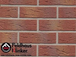 Плитка клинкерная фасадная Feldhaus Klinker R332NF9