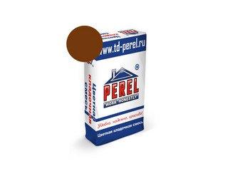 Цветная кладочная смесь Perel SL 5050 коричневая, 50 кг