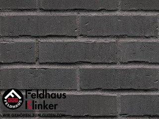 Плитка клинкерная фасадная Feldhaus Klinker R736NF14