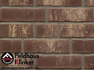 Фасадная плитка Feldhaus Klinker R749NF14 vascu geo rotado
