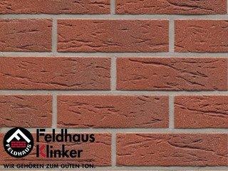 Фасадная плитка Feldhaus Klinker R335NF9 carmesi antic mana