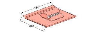 Вентилятор подкровельного пространства Decra Stratos тик
